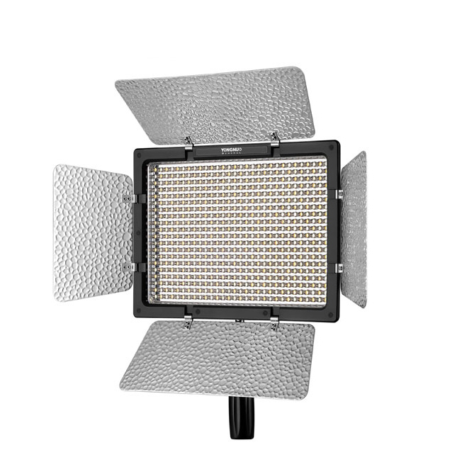 YONGNUO <font><b>YN600L</b></font> <font><b>II</b></font> 3200K-5500K YN600 600 RA CRI 95 LED Light Panel with 2.4G Wireless Remote Control LED Video Light image