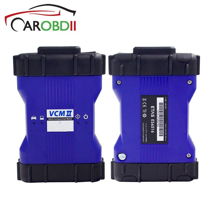 For Land Rover/Jaguar VCM2 IDS SDD V143 II Diagnostics Tool JLR V143 VCM2 For JLR IDS OBD2 Scanner