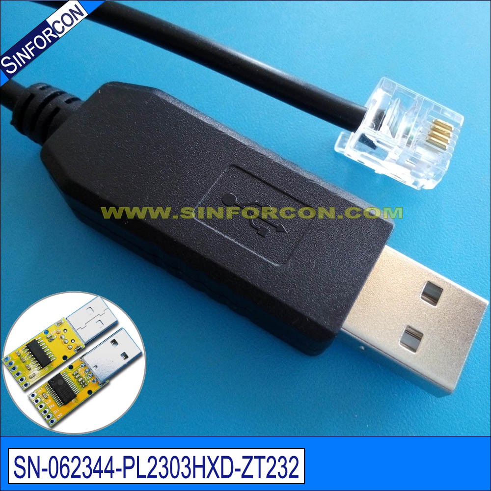 pl2303hxd usb serial rs232 cable for android host stb to tv console cable stb tv control cable for android tv stb device