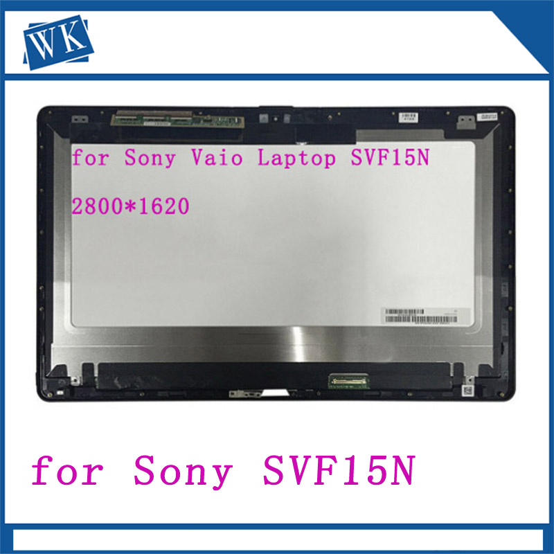 "15.6/"" Sony Vaio Flip SVF15N17CXB SVF15N1C5E SVF15N18SCS LCD Display Touch Screen"