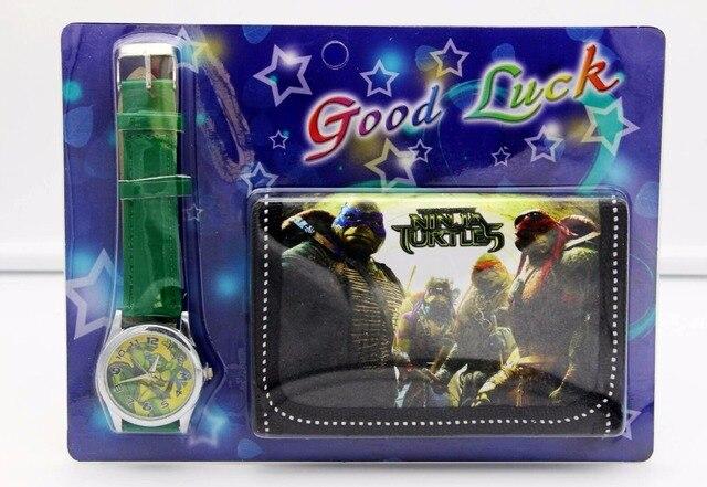 Hot sale! Wholesale New Lot Teenage mutant ninja turtles sets cartoon kids part