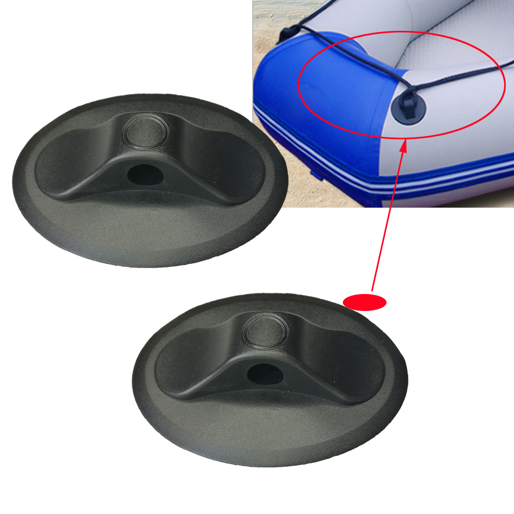PVC Boat Rope Holder Pad Patch For Inflatable Boat Waterproof Sports Fishing Dinghy Raft