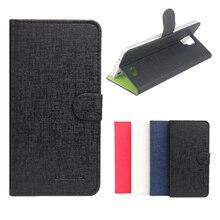 Дважды цветов case для oukitel k4000 pro case роскошный кожаный поперечной флип чехлы для oukitel k4000pro случаи телефона 5.0 дюймов