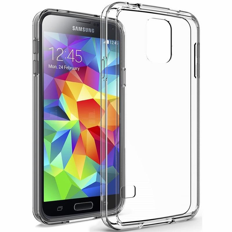 aliexpress : buy s5 case crystal clear air hybrid ultra slim