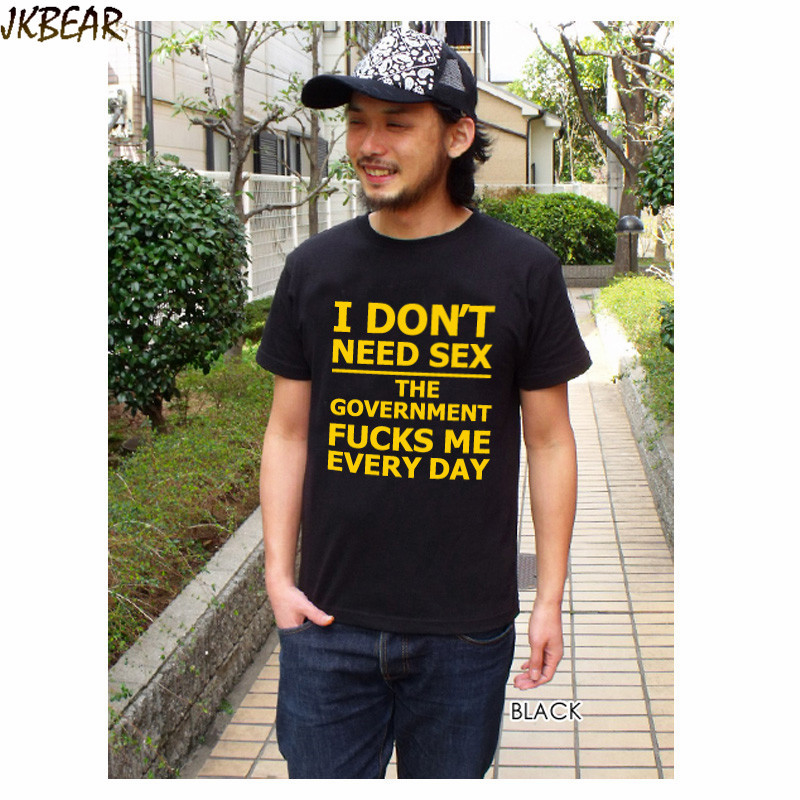 cb8ea1aa ... New-arriving Funny Dirty Jokes T Shirts for Men and Women 100% Cotton T  ...