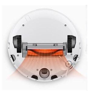 Image 3 - الأصلي شاومي مي روبوت مكنسة كهربائية للمنزل السجاد التلقائي كنس الغبار تعقيم الذكية المخطط واي فاي Mijia APP التحكم