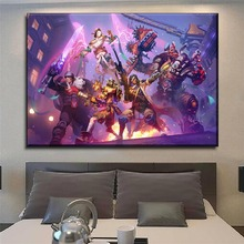 Modern Wall Art Canvas HD Printed Painting Game Poster 1 Pieces Bedroom Heroes of the Storm Pictures Home Decorative Artwork