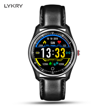 LYKRY MX9 ECG Smart Watch Bracelet With Electroca
