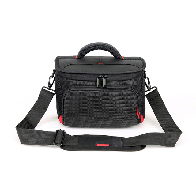 DSLR Camera Holster Bag Case For Canon EOS 5d mark ii 6d 7d 1100D 700D 600D 80D Rebel t3 t3i t5 m10 g7x 70D 500d 650D 1200D 30