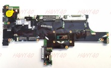 цена на For Lenovo Thinkpad T440 Laptop Motherboard 00HW219 i5 cpu NM-A052 Free Shipping 100% test ok