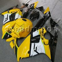 Custom+Bolts+Tank cover+abs cowling yellow CBR600 F3 95 96 motorcycle Fairing for Honda bodywork kit CBR 600F3 1995 1996