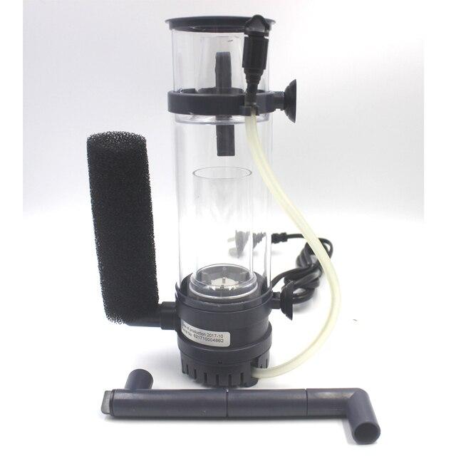 Bomba Skimmer de proteína de agua para tanque de peces bomba de filtro de agua Skimmer accesorios de acuario 220 V WG-308 6 W/WG-310 8 W
