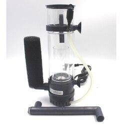 Pompa Skimmer białka wody dla ryb zbiornik wody pompa filtrująca Skimmer akcesoria do akwarium 220V WG 308 6 W/WG 310 8W Filtry i akcesoria    -