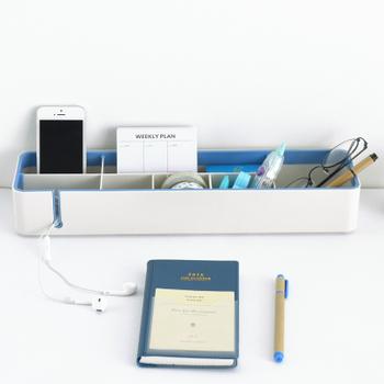 Zestawy na biurko Organizer na biurko biurko akcesoria biurowe biurko do przechowywania długopis biurowy i uchwyt na przybory biurowe tanie i dobre opinie Z tworzywa sztucznego Biurko zestawy