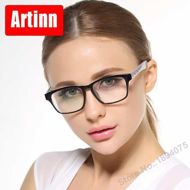 cdb64f304c7 Prescription eyeglasses frames men eye glasses women computer eyewear eye  wear optical tag pc spectacl classical