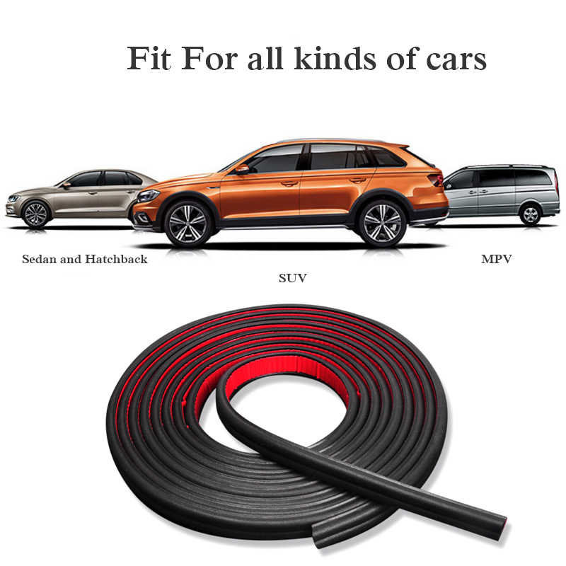 Detail Feedback Questions About Car Styling B Type 5m 10m Door Seal