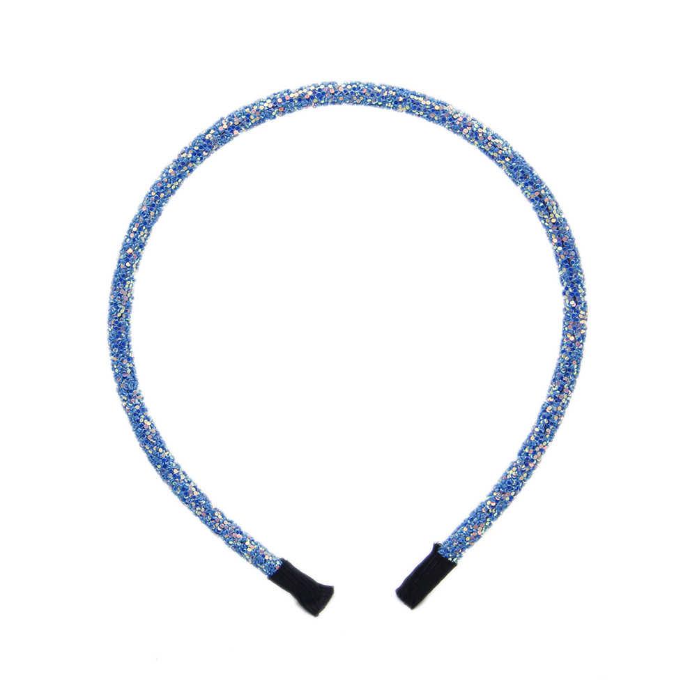 David accessoires 13.5x11.5 cm Glitter Hoofddeksels Hoofdbanden Voor Kids Kinderen Party Haar Hoepel Haarbanden Accessoires 1 Stuk, 1Yc5765