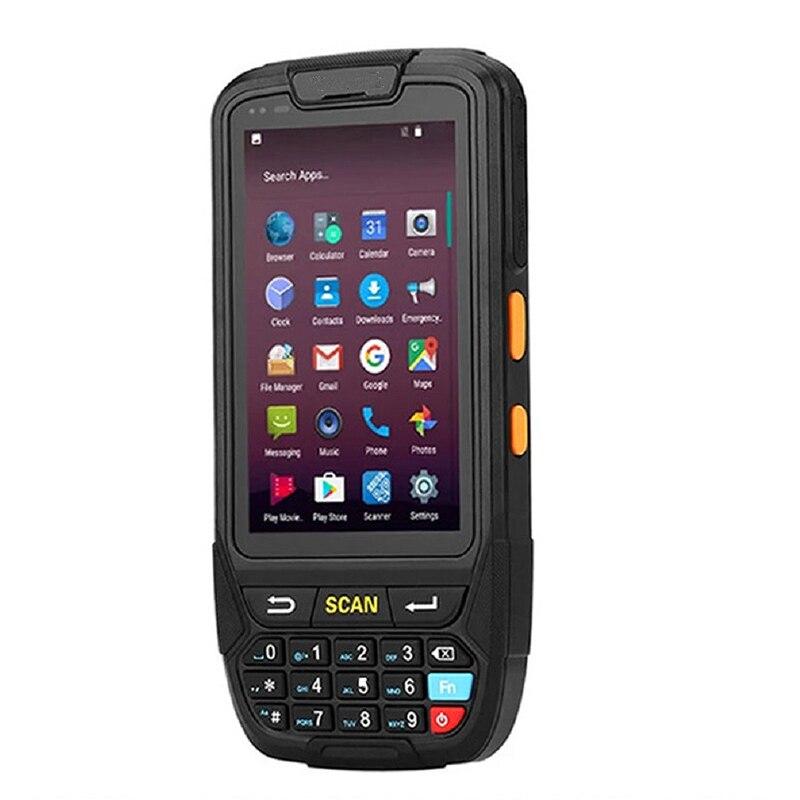 Bardzo dobra Bezprzewodowy Terminal ręczny skaner kodów kreskowych PDA do EX23