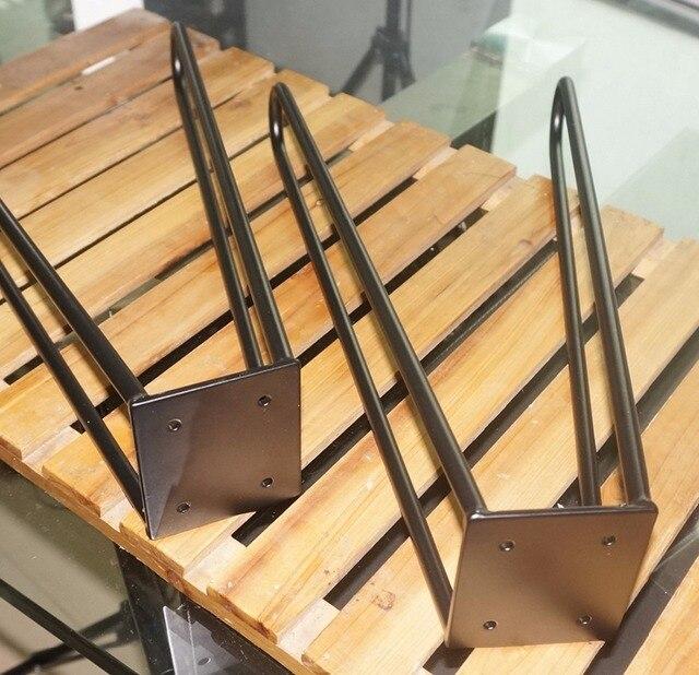 Free Shipping soild cold steel skateboard deck table legs