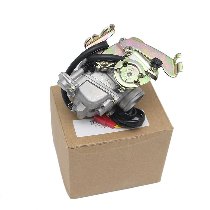 Alconstar 35 Mm CVK30 Sepeda Motor Sepeda Motor Karburator Karbohidrat untuk ATV Skuter GY6 150 VOG Tank 260 200 250CC Sepeda Motor