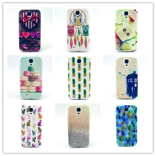 timeless design af54c b9c00 US $2.88 |For Samsung Galaxy S4 Mini Case Lovely Plastic Soft TPU Phone  Case For Samsung Galaxy S4 MINI Case S4mini i9190 Silicon Covers on ...
