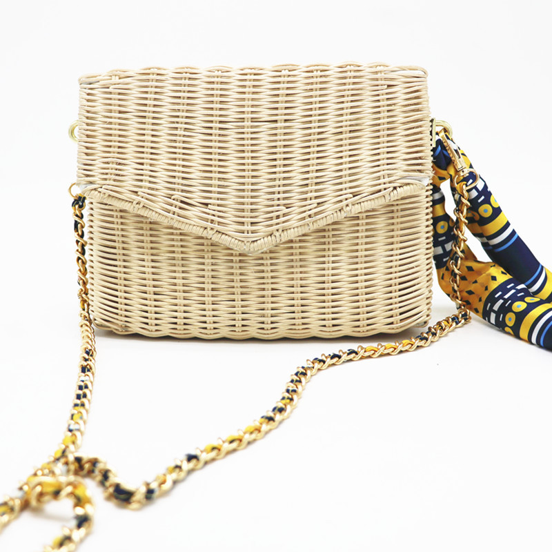 HTB17O6UPkvoK1RjSZFDq6xY3pXaD - The New Fashion Lady Shoulder Bag Retro Art Handmade Rattan Woven Straw Bags Vacation Holiday Travel Beach Bag Shoulder Bag
