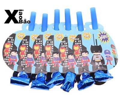 Bonito Batman Dos Desenhos Animados Prato De Papel Prato Copo Bandeira Guardanapo Tablecover Palha Saco Bolo Topper Brinquedo Caixa de Favor de Partido Decoração presente