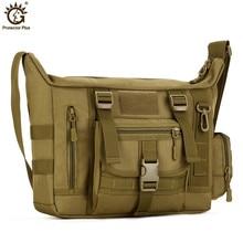 цены Fashion Men Messenger Bag Military Molle Crossbody Bags Multifunctional Professional Travel Shoulder Bags