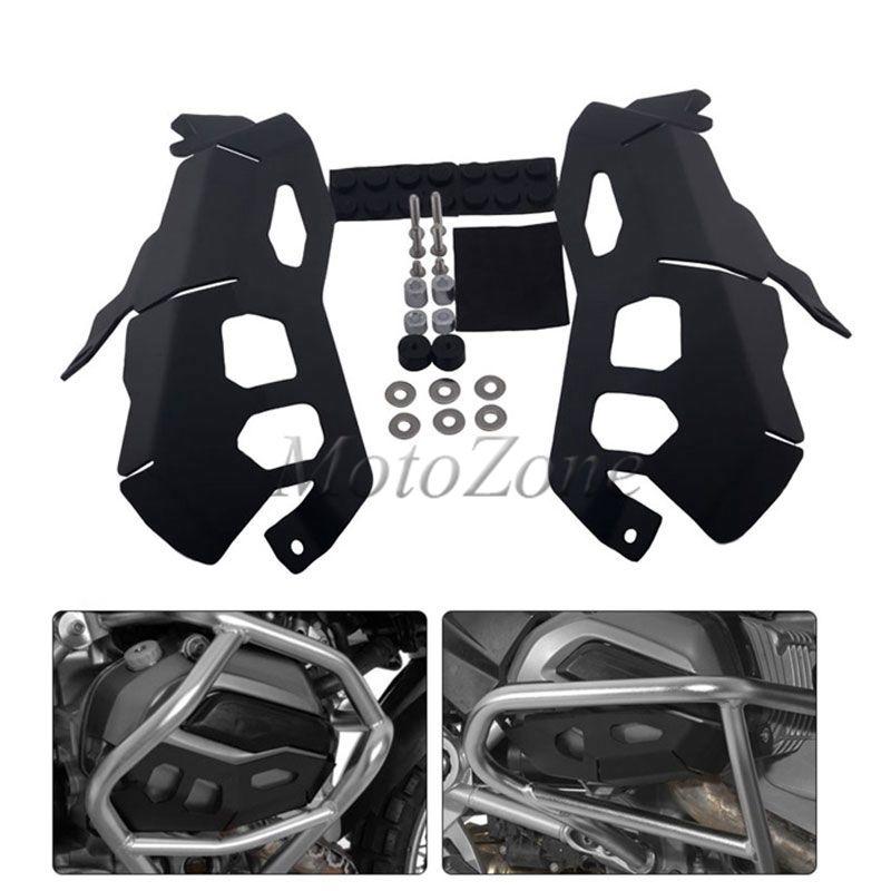 Pièces de moto protection de culasse couvercle de protection pour BMW R1200GS refroidi à l'eau R 1200 GS aventure 2014-2017 R1200GS LC/ADV