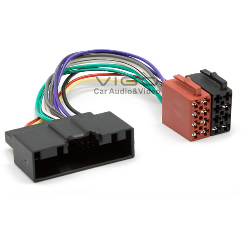 Car Stereo Wiring Harness Adapters Wiring Harness Wiring Diagram