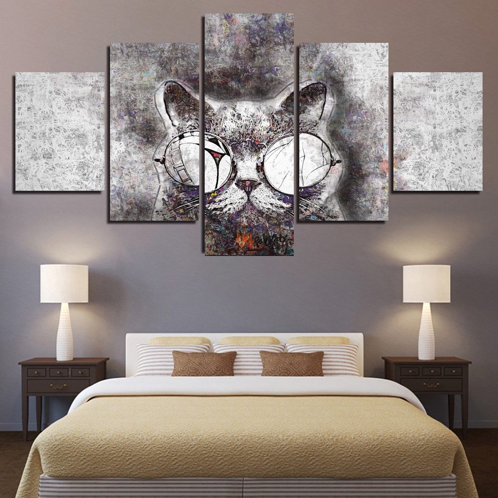 HD Printed Canvas Painting For Living Room Wall Art 5