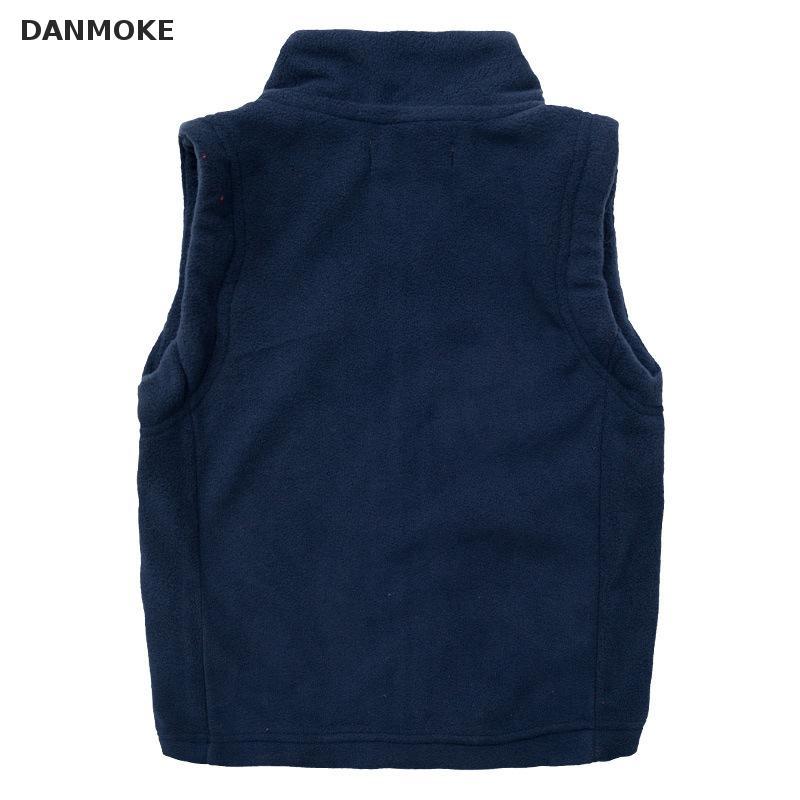 c71c04a3d6bd Danmoke New Baby Girls Boys Jackets Autumn Winter Vest Waistcoat ...