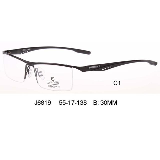 2017 Новая мода клиент сделал рецепт объектив деловой человек очки высокого качества óculos де грау близорукости и дальнозоркости masculino