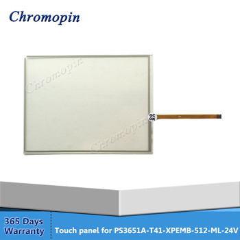 Touch panel screen for Pro-face PS3651A-T41-XPEMB-512-ML-24V PS3651A-T41-KIT-512-BU