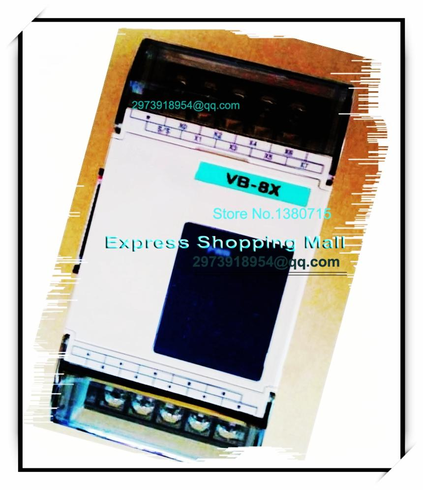 New Original VB-8X PLC 24VDC 8 point input Expansion Module new original programmable logic controller vb 8yr c plc 24vdc 8 point input expansion module