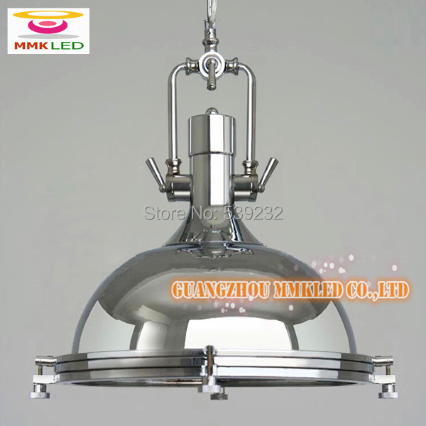 NEW Heavy metal industrial design Loft pendant light European Hanging lamp retro restaurant bar American Pendant lamp AC110-240V american loft industrial wind retro heavy metal car chain pendant lights personality luminaire vintage bulb lamp hanging light