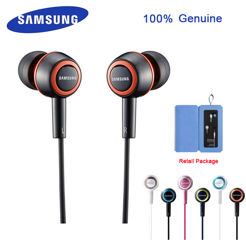 100% Original Samsung C10color In-Ear earphone with Multicolor headset for Samsung S9 S9+ S8 S7 iphone Xiaomi Huawei Smartphone original senfer dt2 ie800 dynamic with 2ba hybrid drive in ear earphone ceramic hifi earphone earbuds with mmcx interface