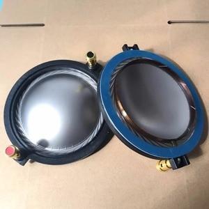 2pcs/lot 74.5 Core Tweeter Voice Coil Titanium Film Replacement Diaphragm PRV RPD3220Ti CCAR Flat wire 8Ohm or 16 ohm(China)