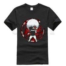 2019 suprem Cotton Tokyo Ghoul Kaneki Ken streetwear oggai / Sasaki men shirts tshirts brands