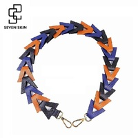 SEVEN SKIN Women Bag Accessories Leather Straps Handles For Bags Handle Shoulder Bags Belt Replacement Handbag