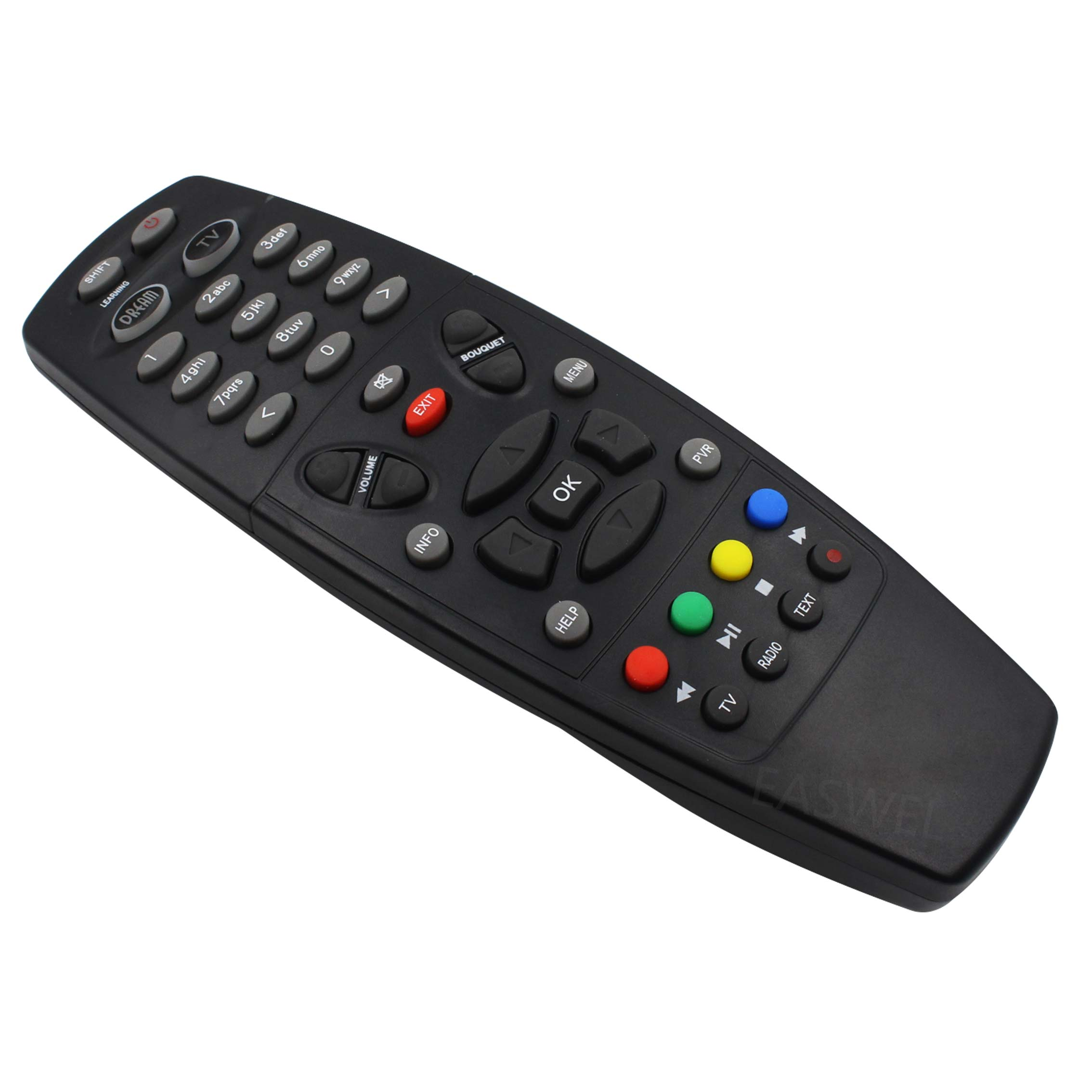 Vervanging Afstandsbediening Controller Voor Dreambox Dm800 Dm800hd Dm800se 500hd Een Brede Selectie Kleuren En Motieven