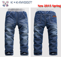 2-7Yrs Kids Boys Jeans 2015 KK-Rabbit Spring Autumn New Arrival Children's Spring Jeans Trousers Brand Denim Boy Jeans 1525