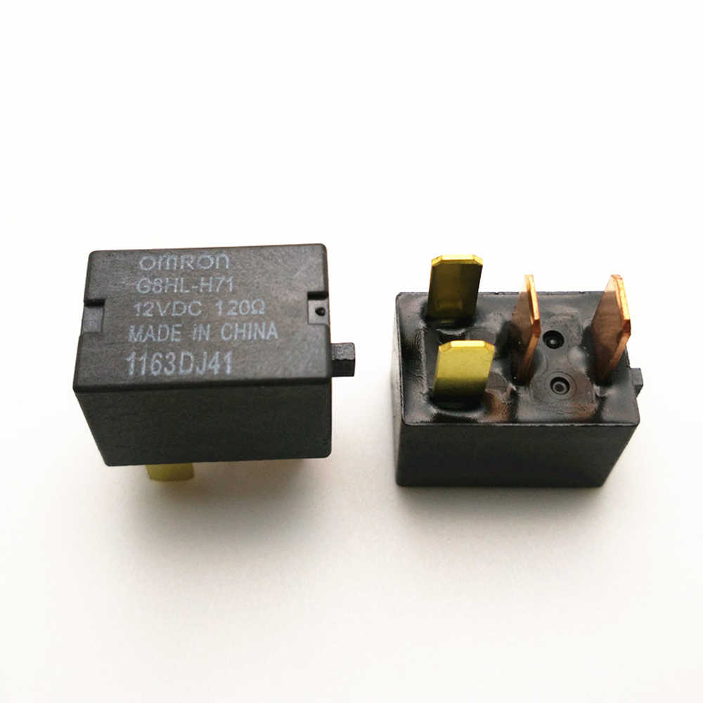 12V Black Car Air Conditioning Relay For Honda Civic Jazz CR-V FR-V 39794-SDA-A05