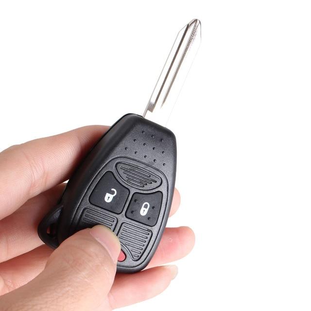 chiave telecomando per Chrysler Dodge Jeep 3 Button New 3