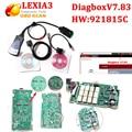 Lo nuevo diagbox v7.83 lexia 3 pp2000 para citroen peugeot lexia3 Lexia-3 pp2000 herramienta de diagnóstico Profesional Envío Gratis