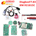 Newest diagbox v7.83 lexia 3 pp2000 For citroen for peugeot lexia3 Professional diagnostic tool Lexia-3 pp2000 Free Shipping