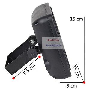 Image 5 - 4 pièces/lot DMX/IR télécommande LED spectacle panneau 9X4W RGBW 4IN1 luxe DMX 8 canaux LED plat Par lumière 90 240V livraison gratuite