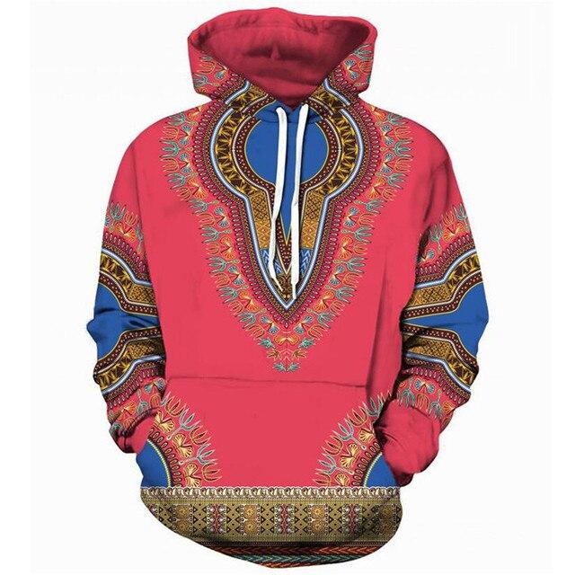 Men Women Hoodies Sweatshirts African folk-custom 3D Print Hooded Sweatshirt Men Hip Hop Streetwear Hoodie Tracksuit Male 5XL 2
