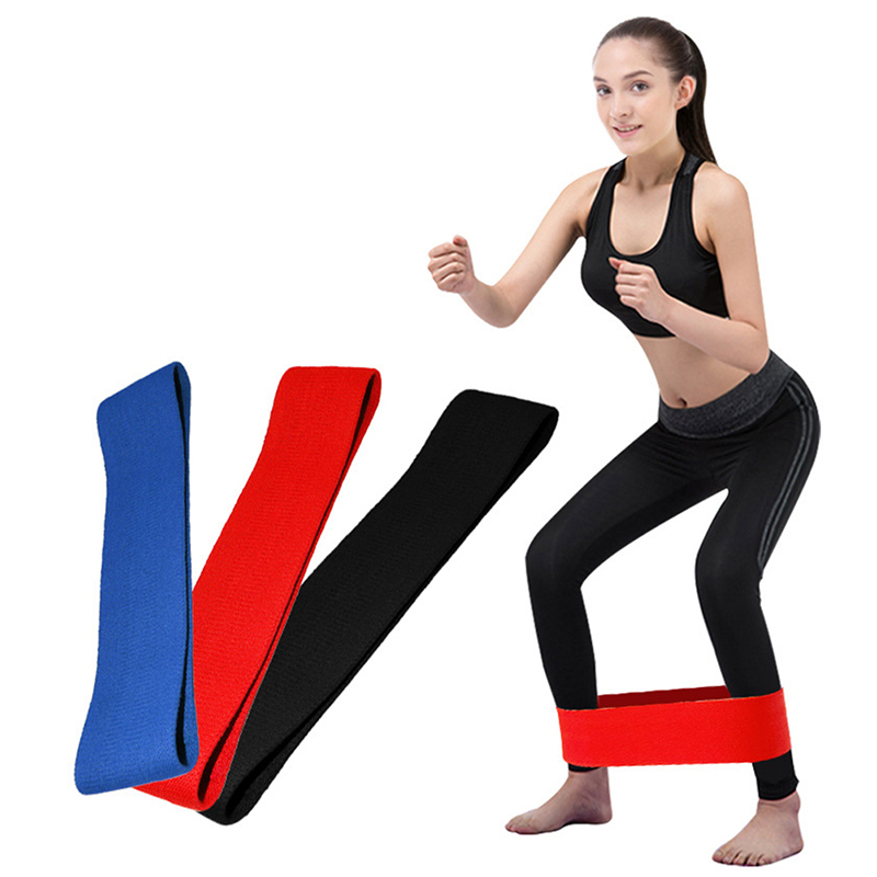 1pc Power Guidance Hip Resistance Bands Fitness Equipment
