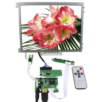 """10.4"""" AA104VH01  10.4inch 640x480 LCD Screen  work with HDMI LCD Controller Board (Remote Control support)"""